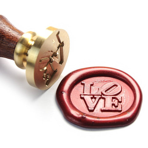 Love Wax Seal Stamp
