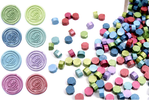 180 PCS Mixed Color Bottle Sealing Wax Beads