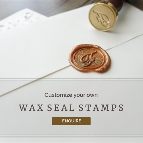 Custom Wax Seal Stamp