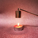 Candle Snuffer, Rose Gold