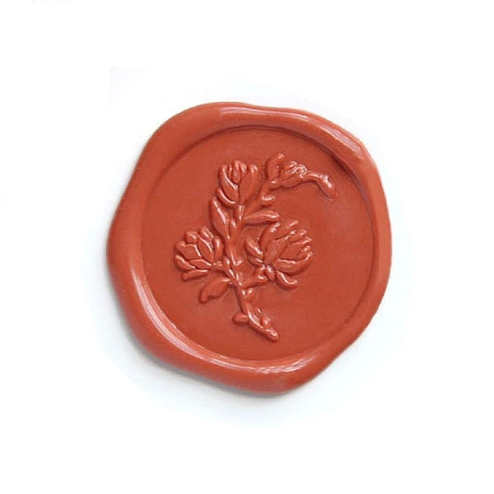 Magnolia Wax Seal Stamp