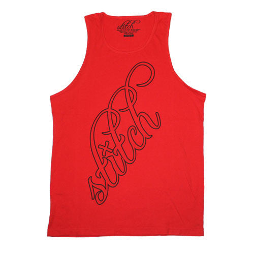 Classic Tank - Red