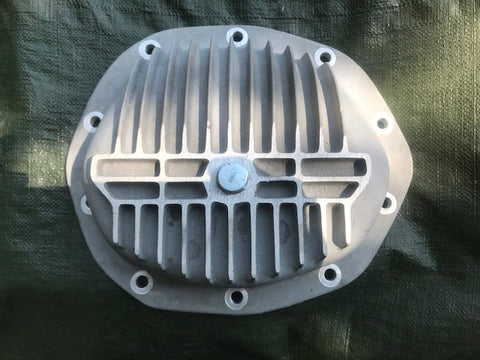 Holden 10 bolt Salisbury cover un polished