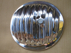 Ford 9 inch diff cover for all Diffs with dimple. Polished Aluminium
