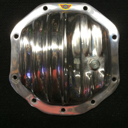 Borg Warner diff cover for Centura, Falcon, Commodore. Polished Aluminium