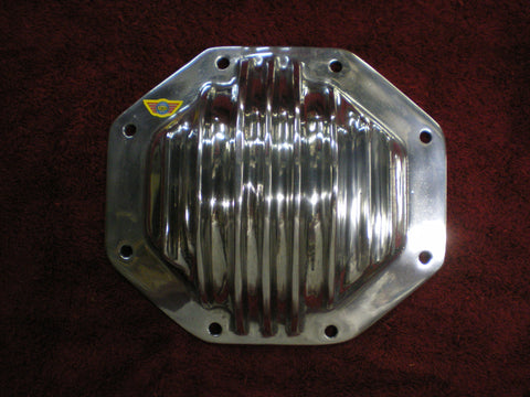 Ford Falcon Diff cover for early 6 cylinder XM, XP. Polished Aluminium