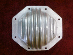 Ford Falcon diff cover for early 6 cylinder XM, XP. Unpolished Aluminium