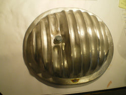 Ford 9 inch diff cover for all Diffs with dimple. Unpolished Aluminium