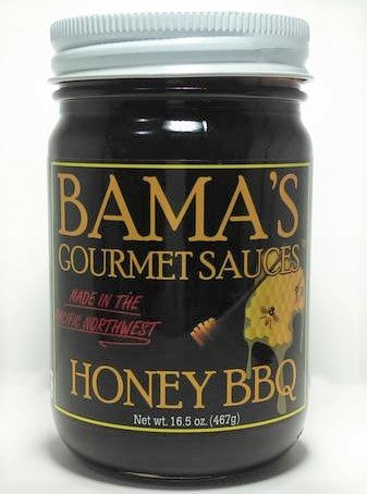 Bama's Gourmet BBQ Sauces - Honey