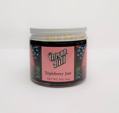 Fancy Tripleberry Jam (some seeds)