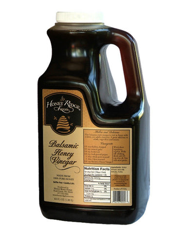 Balsamic Honey Vinegar - 1/2 Gallon