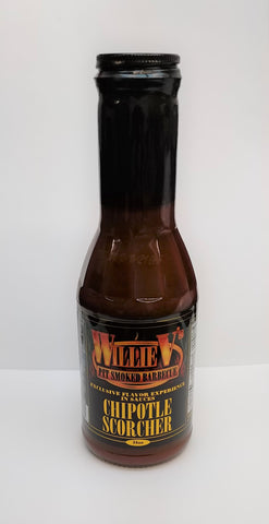 Willie V's BBQ Sauce - Chipotle Scorcher