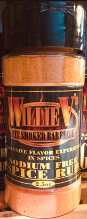 Willie V's Spice Rub