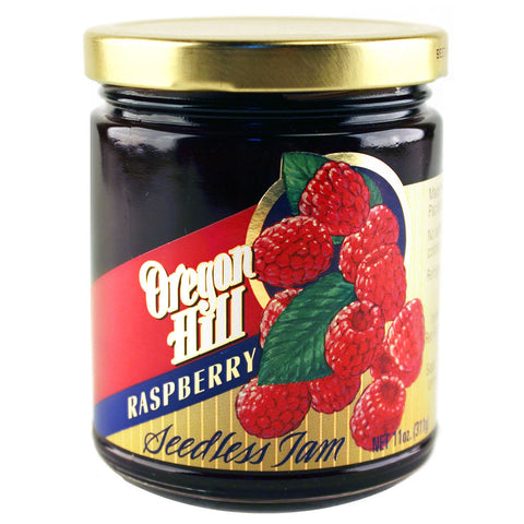 Red Raspberry Jam (seedless)