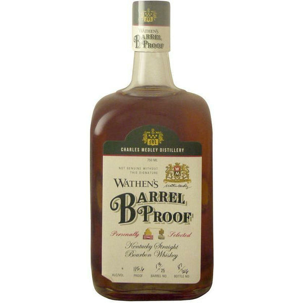 Wathen's Barrel Proof Bourbon