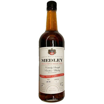 Medley Exclusive Selection Bourbon Barrel #1