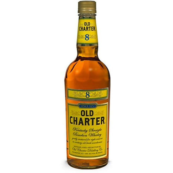 Old Charter 8 Kentucky Bourbon