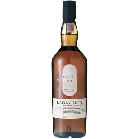 Lagavulin Scotch Single Malt 12 Year