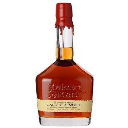 Maker's Mark Cask Strength Bourbon 375ml
