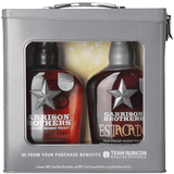 Garrison Brothers Boot Flask and Estacado Pack (2 x 375ml)