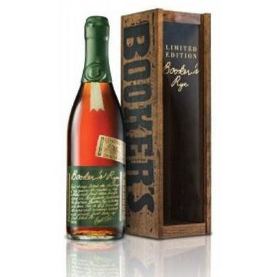 Bookers Limited Edition Rye Whiskey 2016