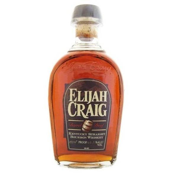 Elijah Craig Barrel Proof Kentucky Straight Bourbon