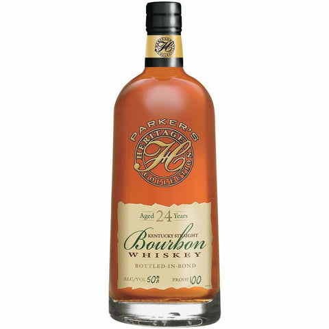 Parker's Heritage 24 Year old Straight Bourbon Whiskey (10th Anniversary)