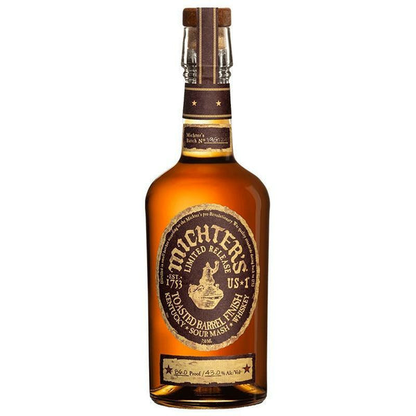Michter's US*1 Sour Mash Toasted Barrel Finish Whiskey