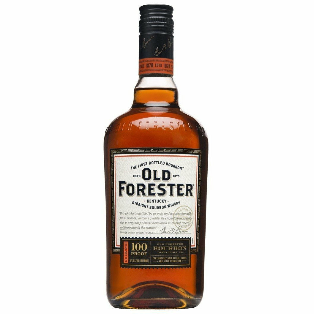 Old Forester Bourbon 100 Proof