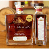 "Hillrock + Anthrax Single Barrel Bourbon ""The Healer"""