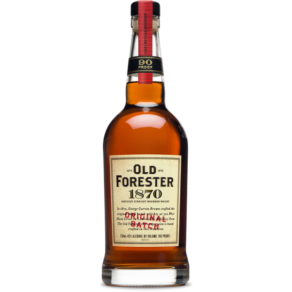 Old Forester 1870 Original Batch Bourbon Whiskey