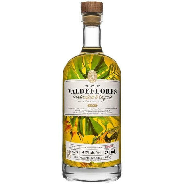 Valdeflores Reposado Rhum 3 Year Old