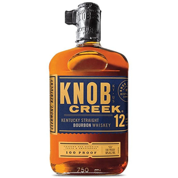 Knob Creek Bourbon 12 Years Old 100 Proof