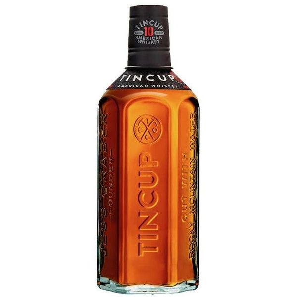 Tin Cup 10 Year Old Whiskey