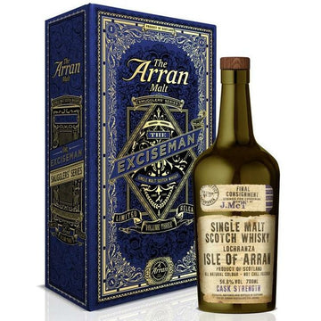 The Arran Smuggler Series Exciseman Vol. 3 Single Malt Scotch