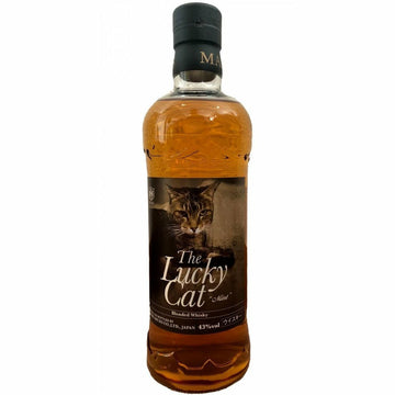 "The Lucky Cat ""Mint"" Whisky"