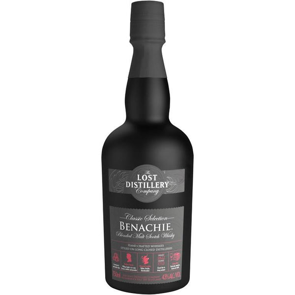 Lost Distillery Benachie Scotch Whiskey