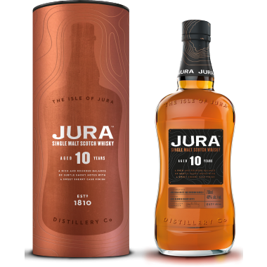 Jura 10 Year Single Malt Scotch