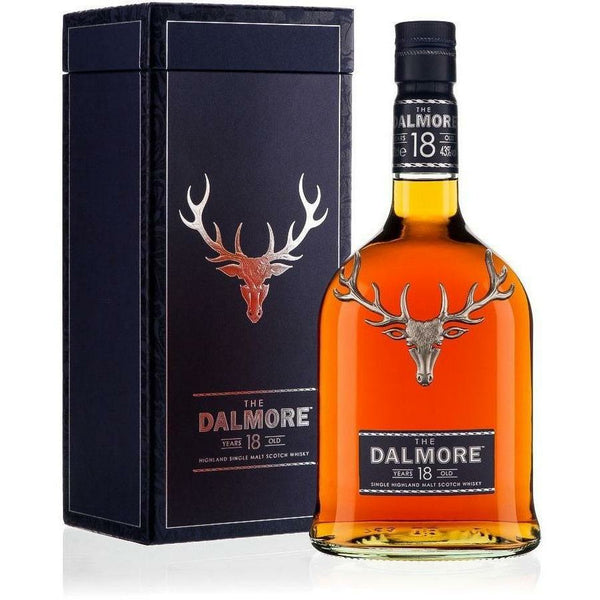 Dalmore 18 Year Single Malt Scotch