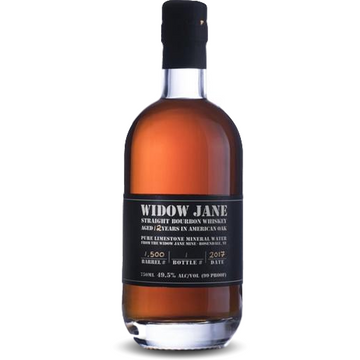 Widow Jane 12 Year Old Bourbon Whiskey