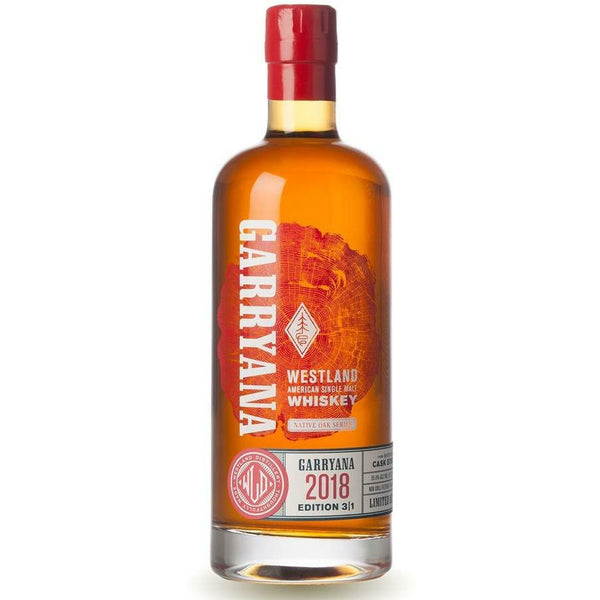 Westland 'Garryana' 2018 Edition American Single Malt