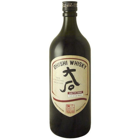 Ohishi Sherry Cask Whisky