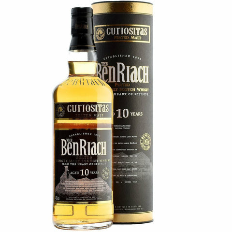 "Benriach ""Curiositas"" 10 Year Old"