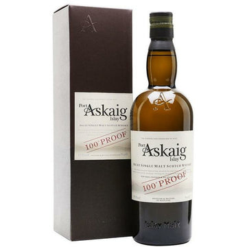 Port Askaig Single Malt Scotch 110 Proof