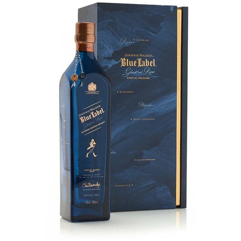 Johnnie Walker Blue Ghost & Rare Scotch Whisky