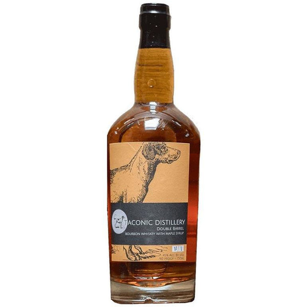 Taconic Distillery Bourbon Double Barrel With Maple Syrup