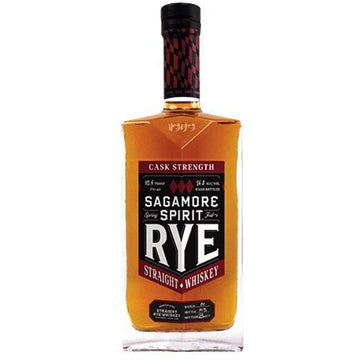 Sagamore Spirit Rye Cask Strength Whiskey