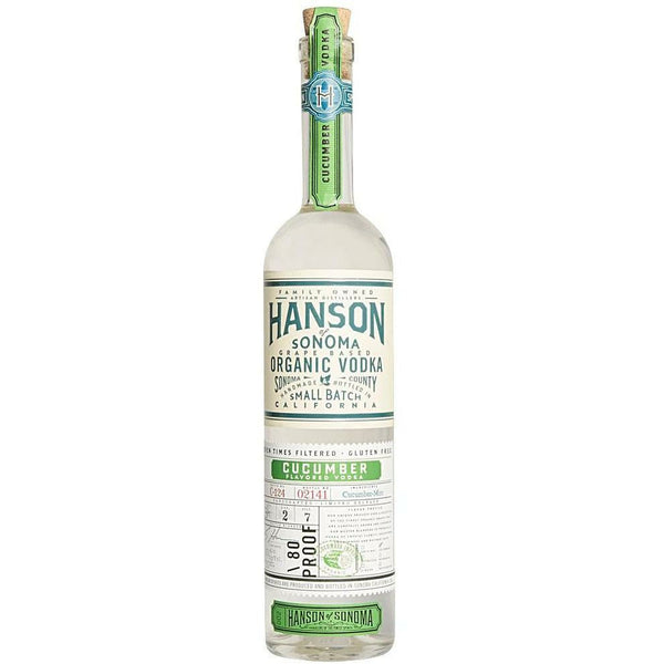 Hanson Cucumber Vodka