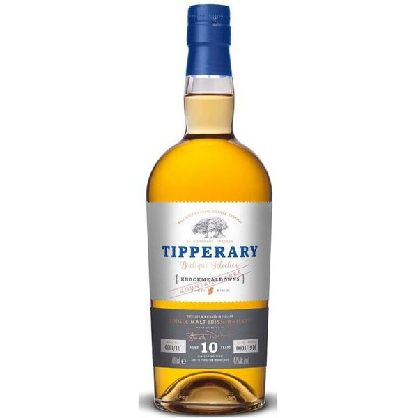 Tipperary Knockmealdowns 10 Year Irish Single Malt