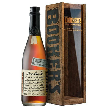 "Booker's Bourbon Batch 2019-2 ""Shiny Barrel"""